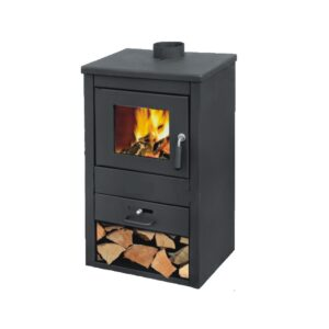 WOOD STOVE COLORATO CLWS-08G