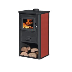 WOOD STOVE COLORATO CLWS-09CSD