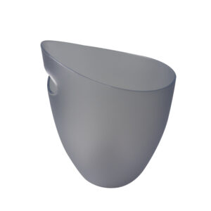 ICE BUCKET PLASTIC AS UNBREAKABLE, WITH ONE HANDLE COLORATO CLIB-2.5LC