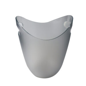 ICE BUCKET PLASTIC AS UNBREAKABLE, WITH TWO HANDLES COLORATO CLIB-4LC