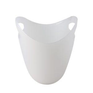 ICE BUCKET PLASTIC PP, WITH TWO HANDLES COLORATO CLIB-4LW